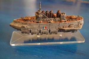 Dystopian Wars ou comment renouveler la bataille navale dans Dystopian Wars Flotte-française-9-300x200